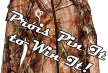 Contests / by PROIS HUNTING APPAREL FOR WOMEN
