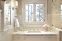 NEW HOUSE- bathrooms / by Ange C.