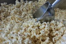 Kettle Corn / New ideas for kettle corn