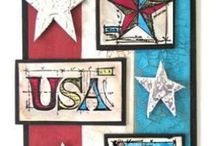 4th of July/Memorial Day ideas / by Elva