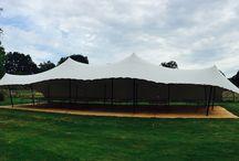 20m x 9m Stretch Tent
