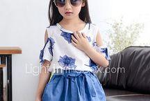 vestidos de criancas