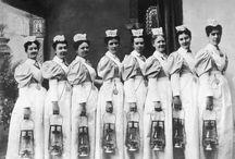 Nursing: Portraits / by Jenny Bamford-Perkins