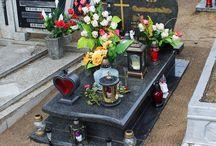 Nagrobki granitowe / Zdjęcia nagrobków granitowych