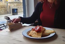 Breakfasts in Sheffield / The many lovely cafe's to stop for breakfast or brunch in the city of Sheffield