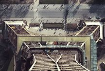 From Above & Below / Photographs taken from above and below!