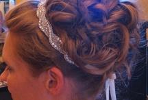 Wedding hair, makeup & nails! / by Andrea Dawn