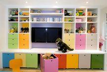 Childrens Room Storage