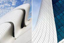 Arc. Zaha Hadid / The World's most talented architect / by Esra Sarı