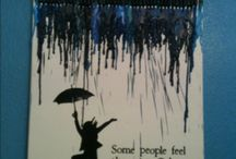 Melted Crayon Art / by Charity Preston