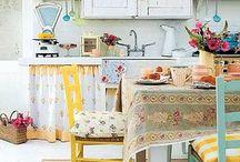 kitchen / some ideas of my future kitchen :)