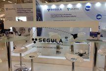 Salon International de l'Aéronautique et de l'Espace du Bourget 2015, par SEGULA Technologies