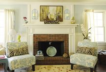 My Decorating Ideas / A girl can dream.  / by Elaine Harness Larabee
