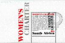The women's charter / Commemorating the march on 7 August 1954 for women's rights and equality.