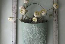 Antik tasarım dekor
