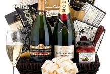 champagne & christmas
