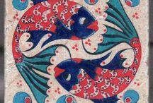 motif porcelen