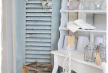 Hortjies -recycled shutters