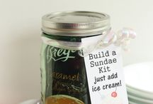 Mason Jar Desserts / by The Cary Company - Containers, Packaging and More