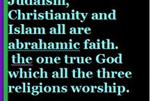 All religions have one God !!!