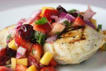Homemade Dinner Goodness / by Mandy Dittmer