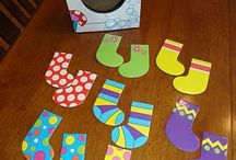 preschool crafts / by Kay Adkins