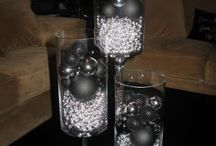 Christmas table / by Lisa Tomasini Downey