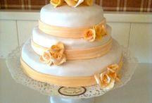 dolci  rotondi per 50 anni matrimonio