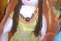 Puppets from Greek Mythology