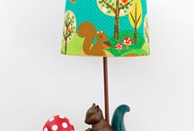 Lamps, lampshades and accessories