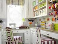 Craft room / by Leisa Cunningham