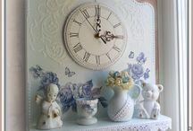 릴리프 시계
