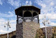 Estergon Kalesi / Dekoratif kaplamaları 2D Grup tarafından düzenlenen Ankara'daki Estergon Kalesi