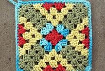 Coge ollas crochet