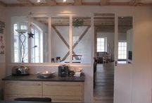 Verrière cuisine- salle