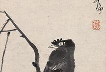 八大山人 Bada Shanren / 八大山人 Bada Shanren (1626-1705)
