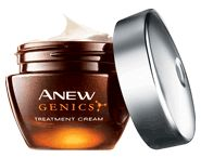 AVON ANEW GENICS / Suitable for Any Age www.yoravon.com/janderson444 / by Jill Anderson