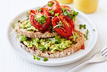 Avocado recipes / Want avocado recipes? We've got a collection of fresh, easy recipes served with a variety of accompaniments such as green beans, salmon and slow roasted pork. We'll give you plenty of reason to go green for dinner tonight.