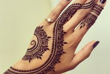 Тату хной Mehndi / Tatoo