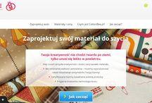 strony - design