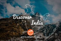 Discover India / Offbeat places in india