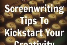 Screenwriting / by Michaella Bowen
