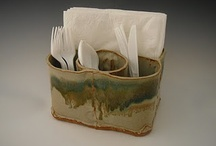Pottery / by Jeannie Thorp