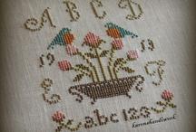 More cross stitch