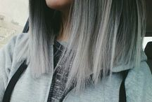 Hair colors • style