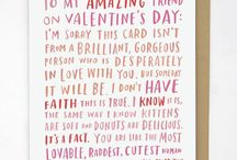 Valentines Ideas For Friends Friendship Cards