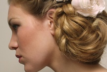 Polished Updos / by The Queens Bees