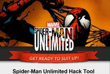 spiderman unlimited hack / spiderman unlimited cheats