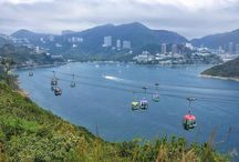 The Great Outdoors of Macao / Macao also has outdoor activities for those searching for adventure.