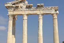 Antique Side/ Antalya  //Античный городок Сиде/Анталия / Tours to antique pleces, Sightseeings of Antalya // туры по античным местам, достопримечательности Анталии.